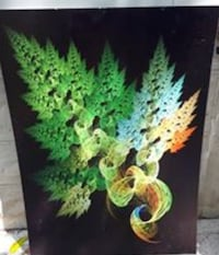 Fractal Forest LIMITED print North Dumfries