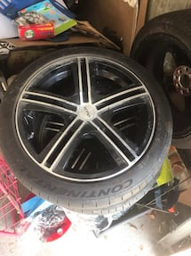 17 inch tires for sale!