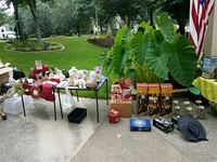 Garage sale, great Christmas items Sugar Hill, 30518