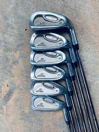 Knight Irons and Putters