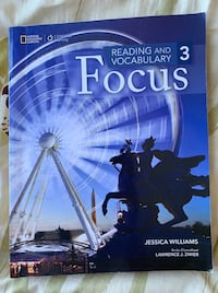 Focus 3 reading and vocabulary