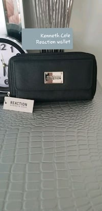 black and gray leather crossbody bag Brampton, L6R