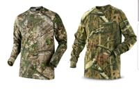 green and brown camouflage top Manchester, M8 5AW