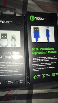 black and white USB cable Hamden, 06514