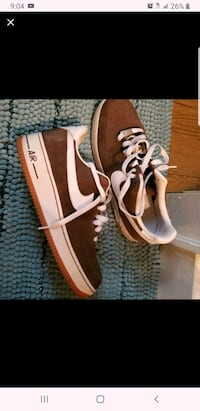 Tan suede air force 1s Jacksonville, 32208