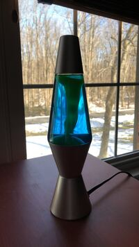 green and black lava lamp Potomac, 20854