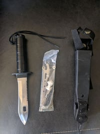 Survival Knife with tools Salt Lake City, 84116