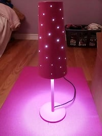 Lamp - Pink NEW PRICE $5.00 New Tecumseth, L0G 1A0
