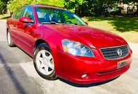 $1725 Very Firm 2006 Nissan Altima 2.5 S special edition ' Car Drives  Takoma Park
