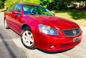 2006 Nissan Altima 2.5 S special edition ' Car Drives