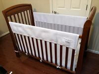 CRIB+MATTRESS+BUMPER Dumfries, 22025