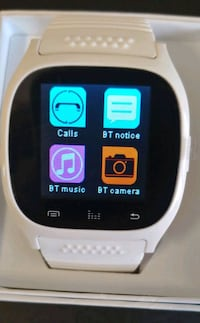Mate Water Resistant Bluetooth Smart Watch Oklahoma City, 73139