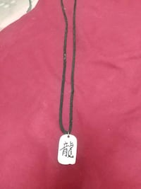 Chinese Dragon Astrology Necklace  Barrie, L4N 5B1