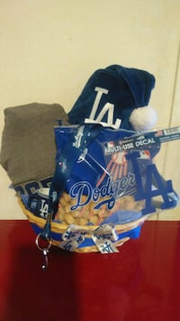 Dodger gift basket  Riverside, 92504