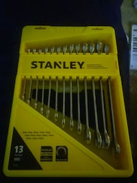 Stanley Professional 13 piece Combination wrench set