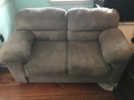 2 cushion couch
