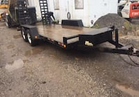 brown and black utility trailer Vaughan, L4K 5T1