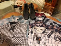 Men's shirts and shoes Palm Bay, 32907