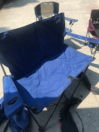 Double chair for camping  Coquitlam, V3K 3X7