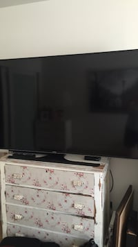 "black flat screen TV 65"" Samsung  Irvine, 92603"
