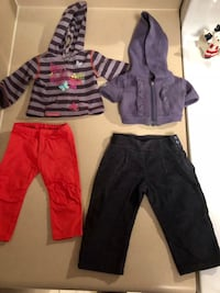 American Girl outfits to mix match :)  Hendersonville, 37075