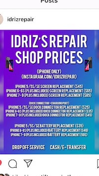 Phone repair Mississauga
