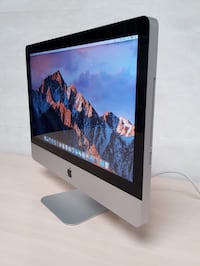 iMac 21.5 inch - UPGRADED RAM and SSD Vancouver, V5S