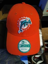 Miami Dolphins New Era 9forty Hat Allentown, 18104
