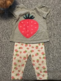 Baby gap 6-12 months outfit  Coquitlam, V3E 2B4
