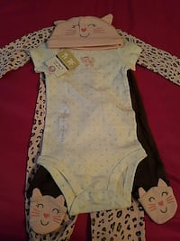 2 Baby outfits Scottsdale, 85254