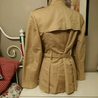 New Trench Coat w belt Mississauga, L4T 3L6
