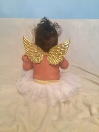 Angel Wings Tutu 0-12 months