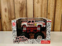 Metal Mulisha 1:18 Scale Monster Truck  Chantilly, 20151