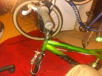 green and black BMX bike Fresno, 93728