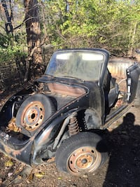 84 vw beetle for parts Goshen, 10924