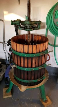 Wine making season is here... equipment for sale Vaughan, L4L 8P8