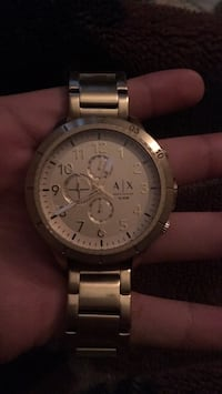 Armani Exchange watch  Saskatoon, S7L 5H5