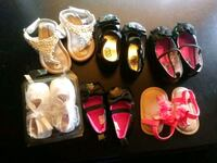 toddler's assorted pairs of shoes Providence, 02909
