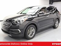 2017 Hyundai Santa Fe Sport Twilight Black hatchback