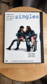 Singles DVD Movie