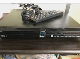 SEKI - DVD Player & Remote