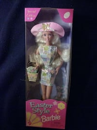 easter style barbie doll Jamestown, 38556