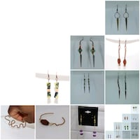 Jewelry earring and bracelets Hyattsville, 20784