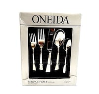 New Oneida 50 piece Silverware Set Apopka, 32703