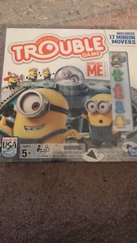 Despicable Me Minions NEW Trouble game Pinellas Park, 33781