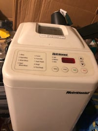 Nutritionist Automatic Bread Maker
