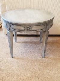 Vintage Mersman Side Table