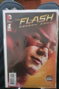 Flash season zero 1-12 Fairfax, 22032
