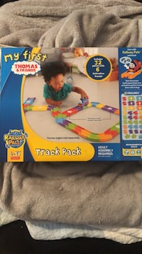 My First Thomas & Friends track pack