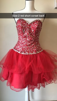 Formal size 2 gown  Grand Junction, 81503
